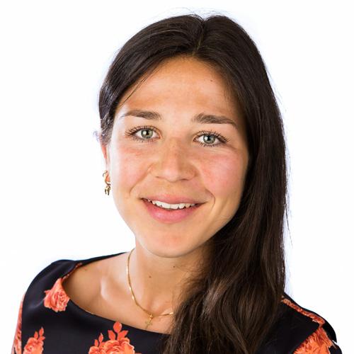 Maud van den Berg
